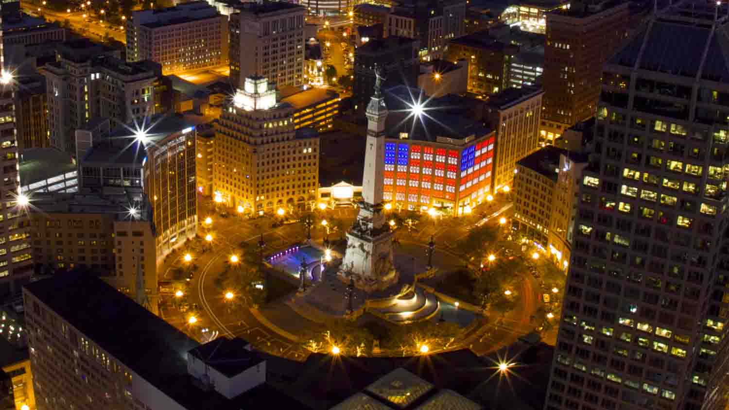 Soldier and sailors monument 4