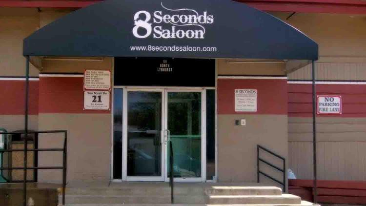 8 seconds saloon 1 list
