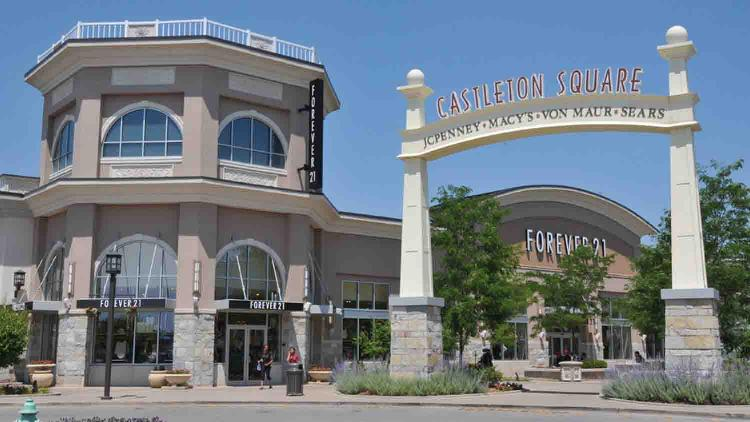 Castleton square mall 1 list