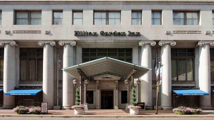 Hilton garden inn 1 list