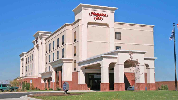 Hampton inn northwest 1 list