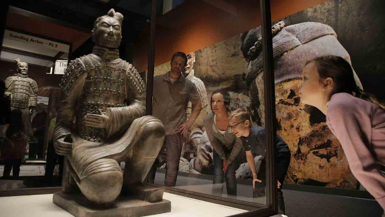 Terra Cotta Warriors - The Emperor's Painted Army