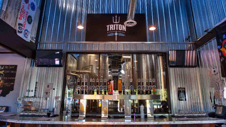 Triton brewery 3 list