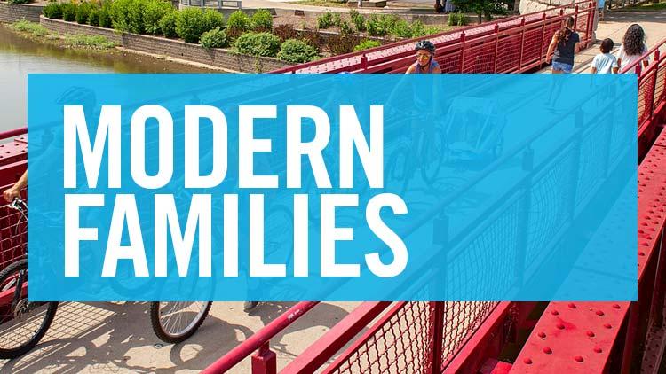 Modern families list