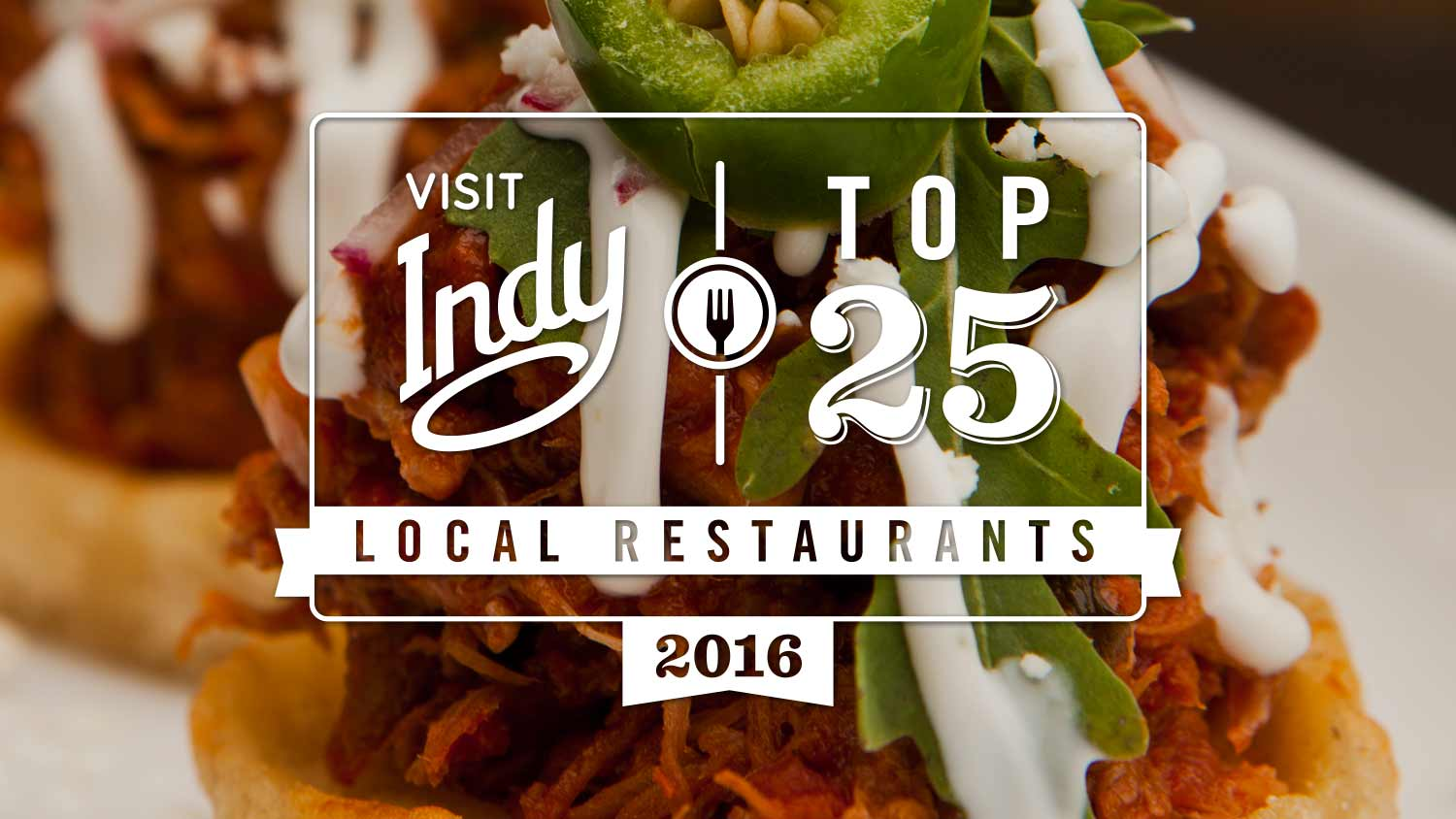Top 25 local restaurants 2016