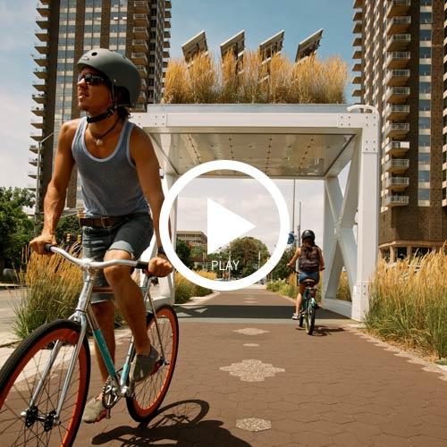 Urban adventurers culturaltrail video