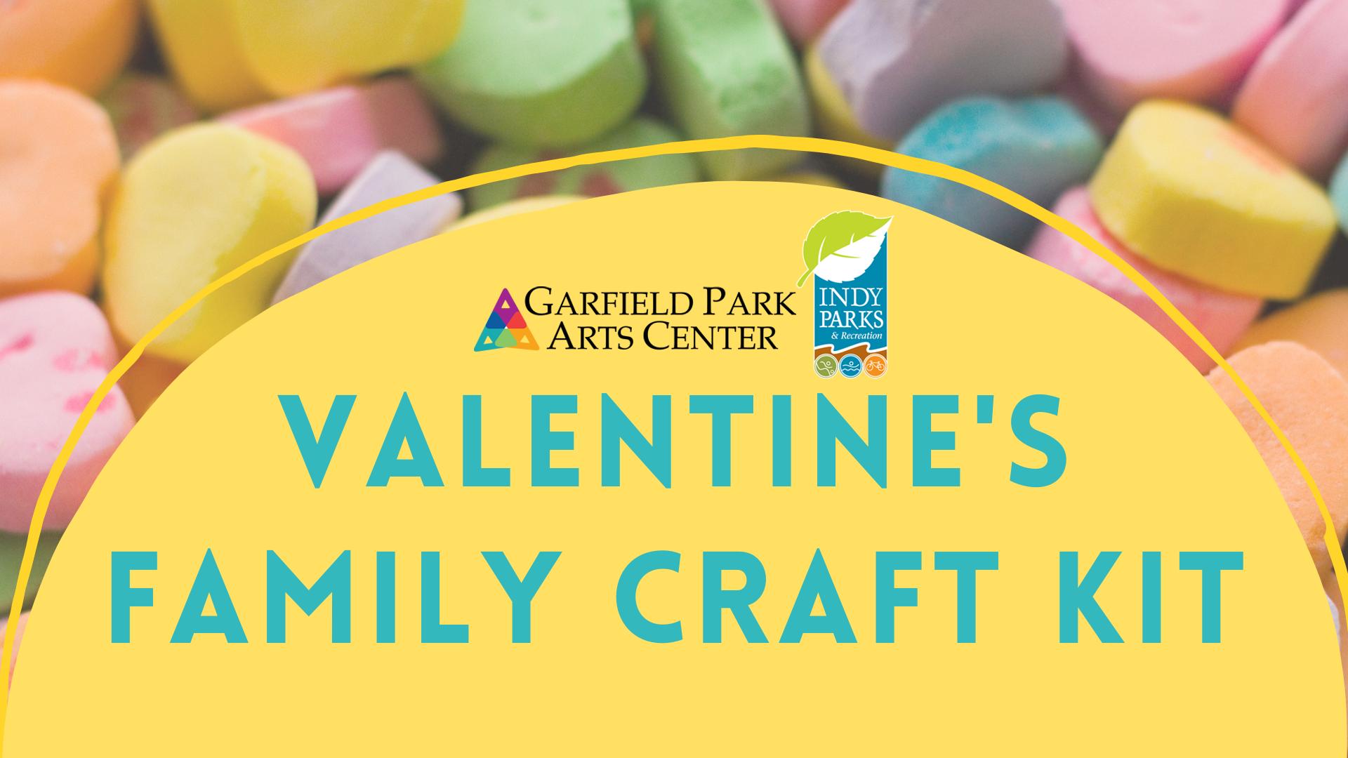 Valentine's Family Craft Kit