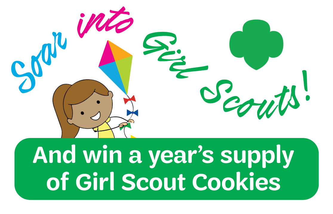 Soar into Girl Scouts