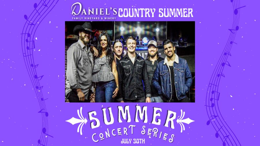 Summer Concert Series: Country Summer