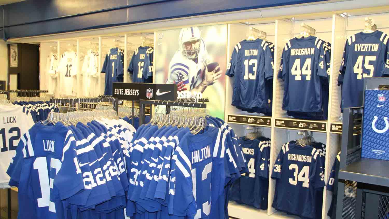 Colts Pro Shop - Lucas Oil Stadium 2