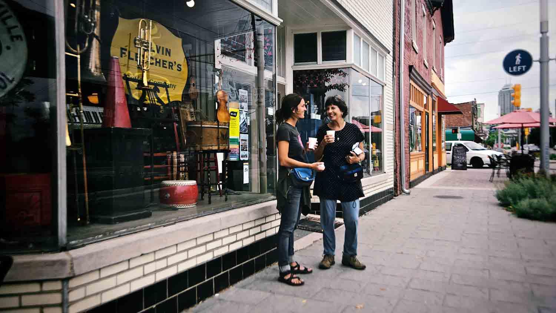 Calvin Fletcher's Coffee Company