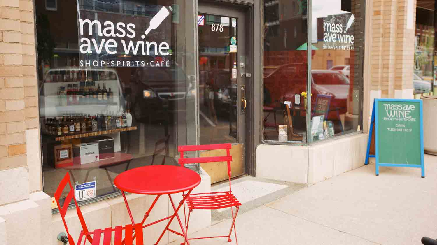 Mass Ave Wine Shoppe
