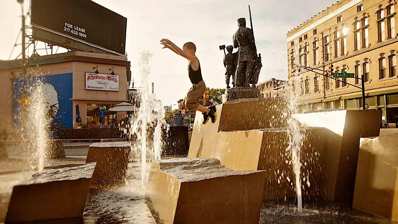 Fountain square cultural district 3