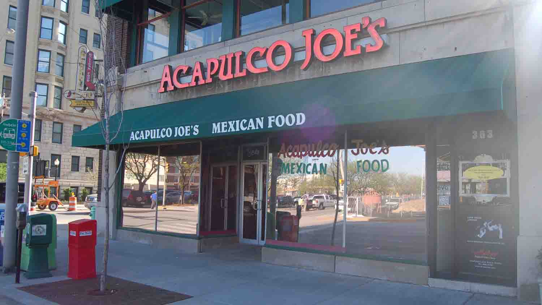 Acapulco Joe's Mexican Restaurant 1