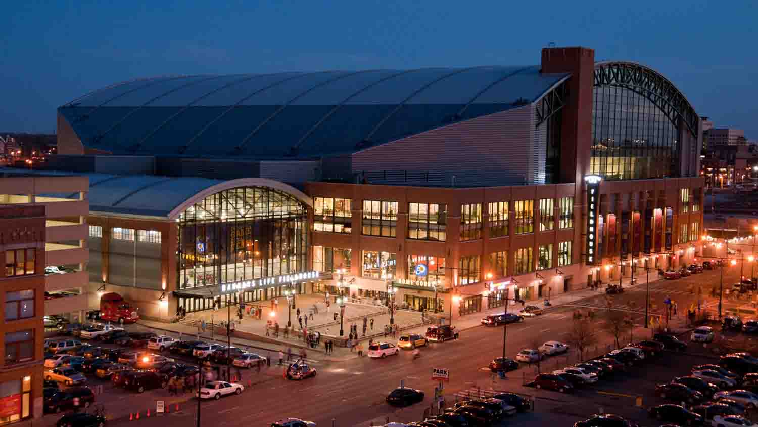 Bankers life fieldhouse 5