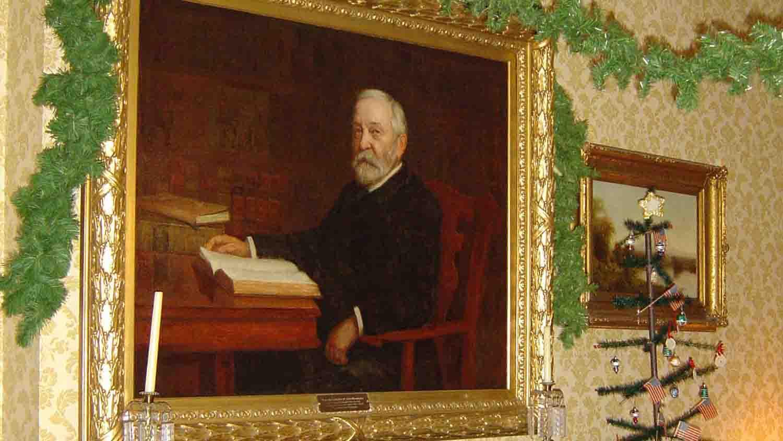 Benjamin Harrison Presidential Site 2