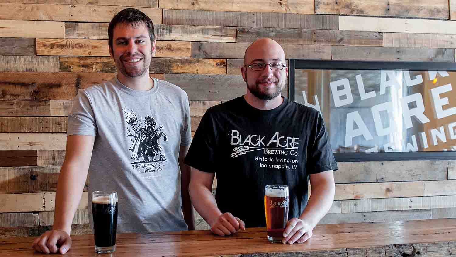 Black acre brewery 5