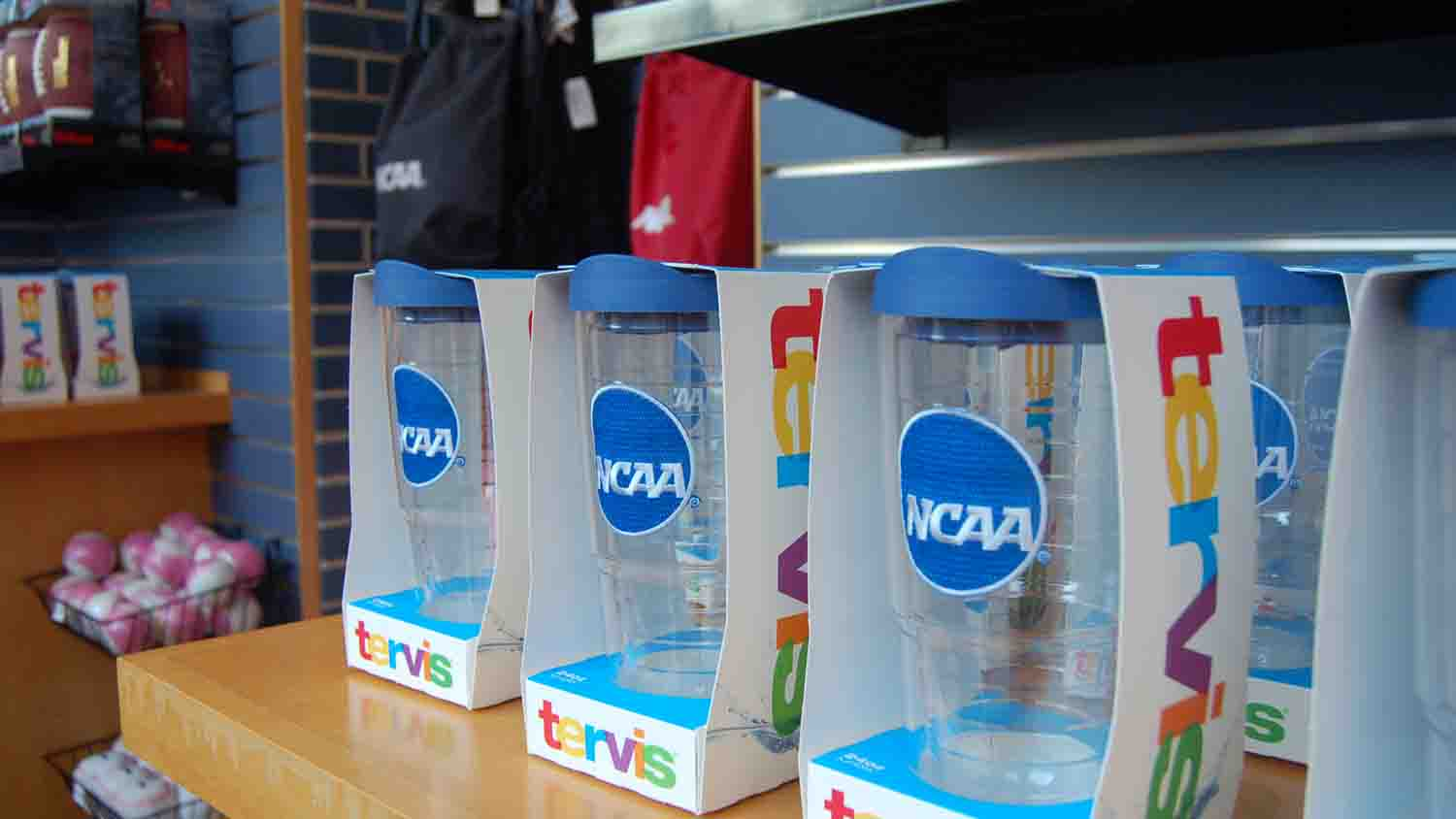 NCAA Hall of Champions Campus Corner Gift Shop 3
