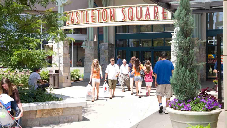 Castleton square mall 3