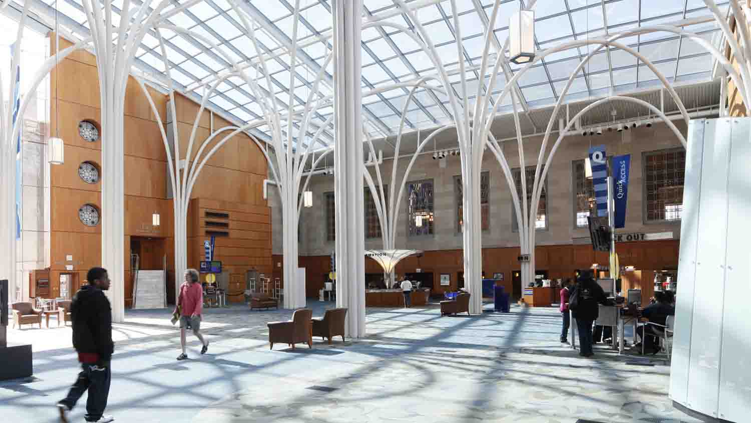 Indianapolis Public Library - Central Library 2