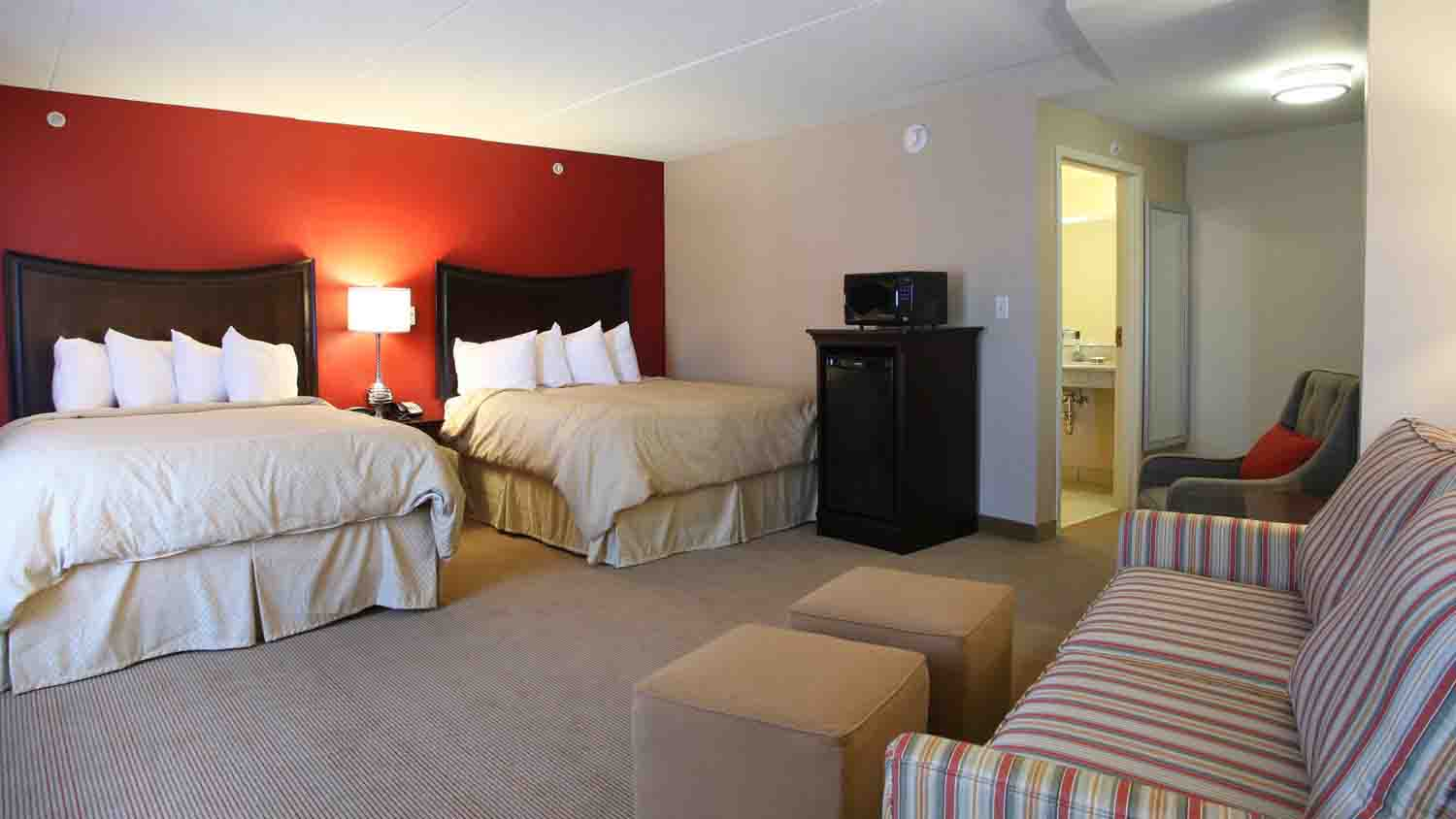 Comfort Suites Indianapolis City Centre 1