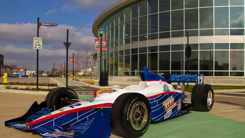 Dallara IndyCar Factory 6