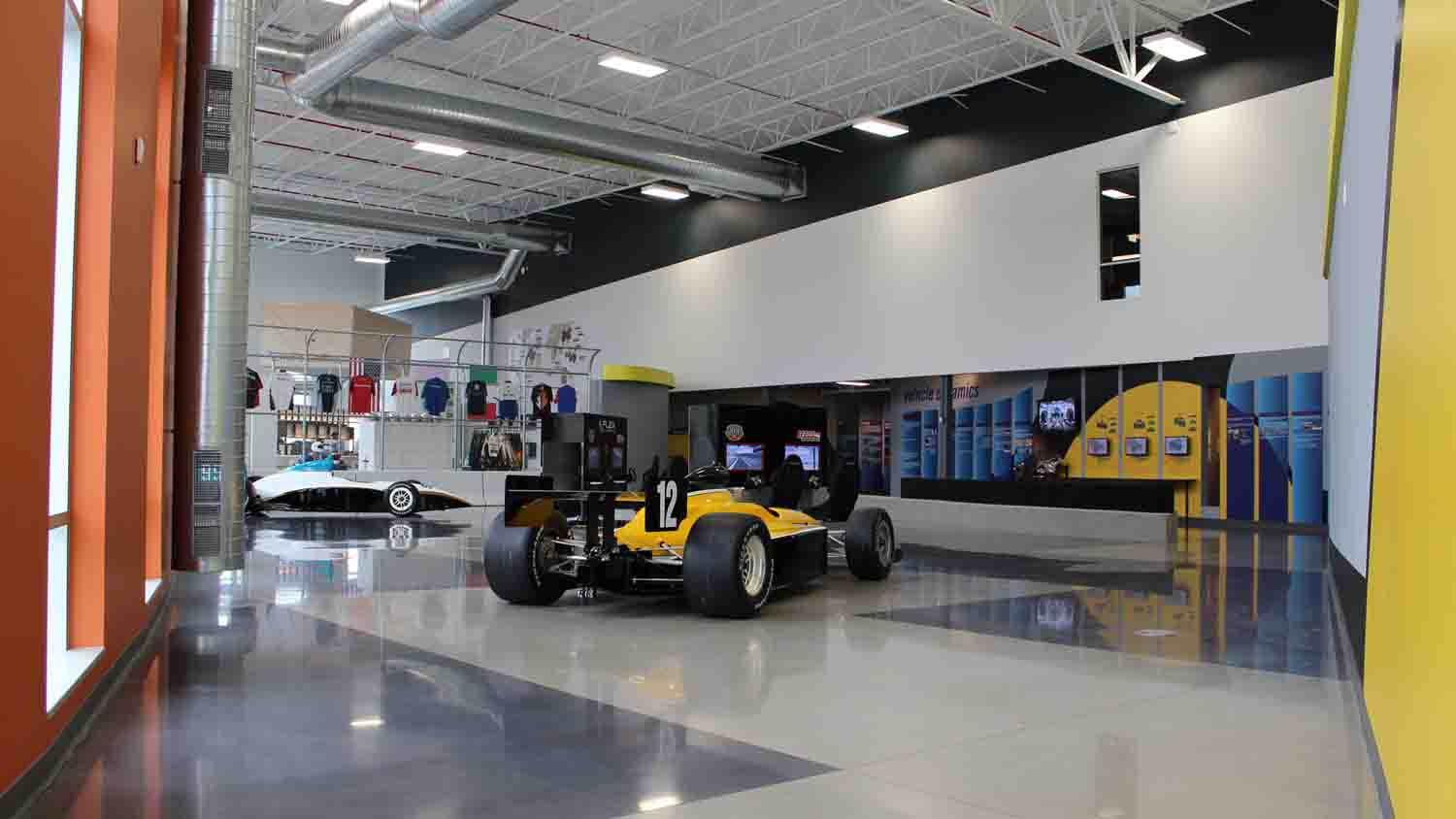 Dallara indycar factory 4