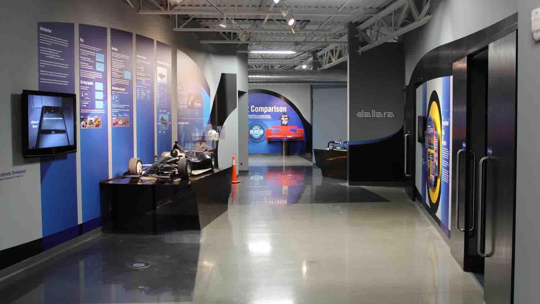Dallara IndyCar Factory 3