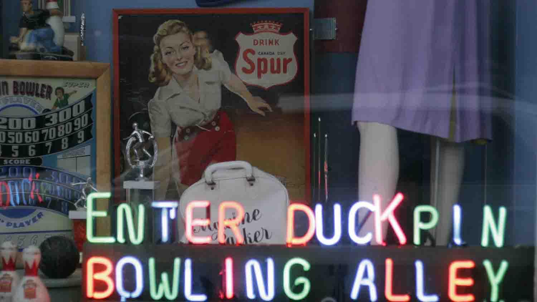 Duckpin bowling 4
