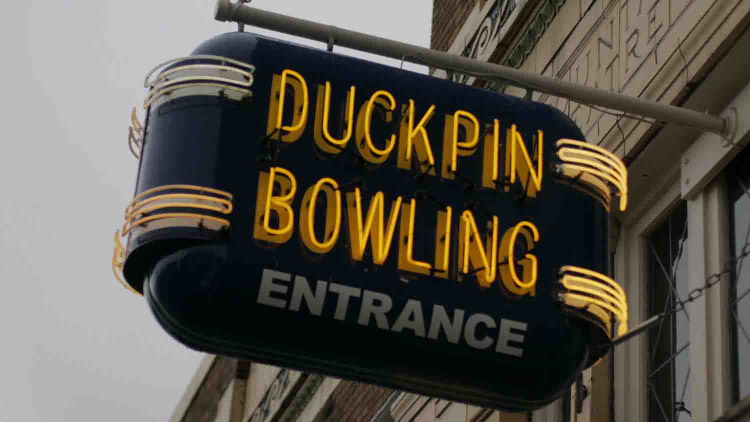 Action Duckpin Bowl & Atomic Bowl Duckpin 5