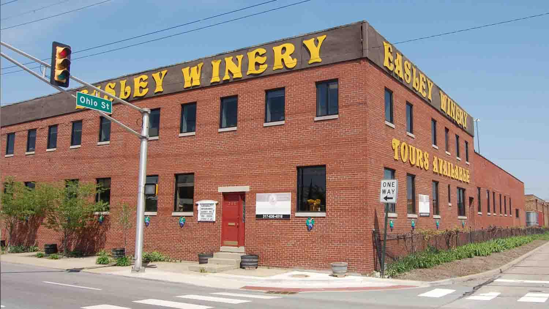 Easley winery 1