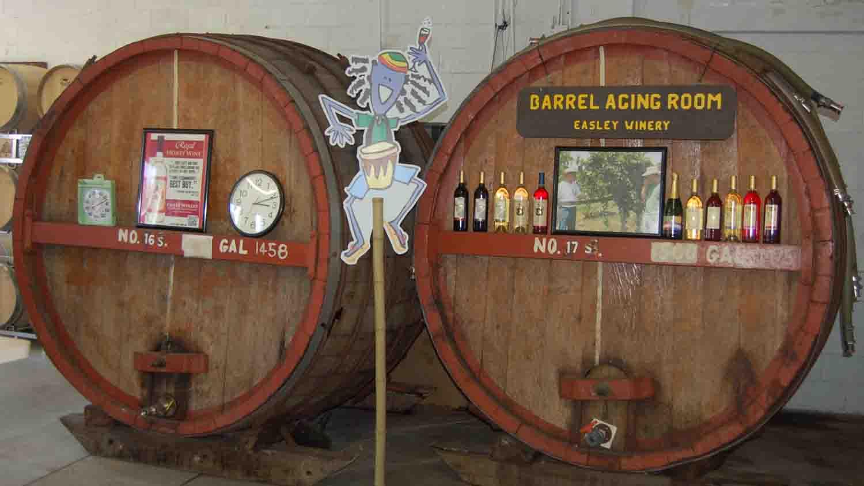 Easley winery 2
