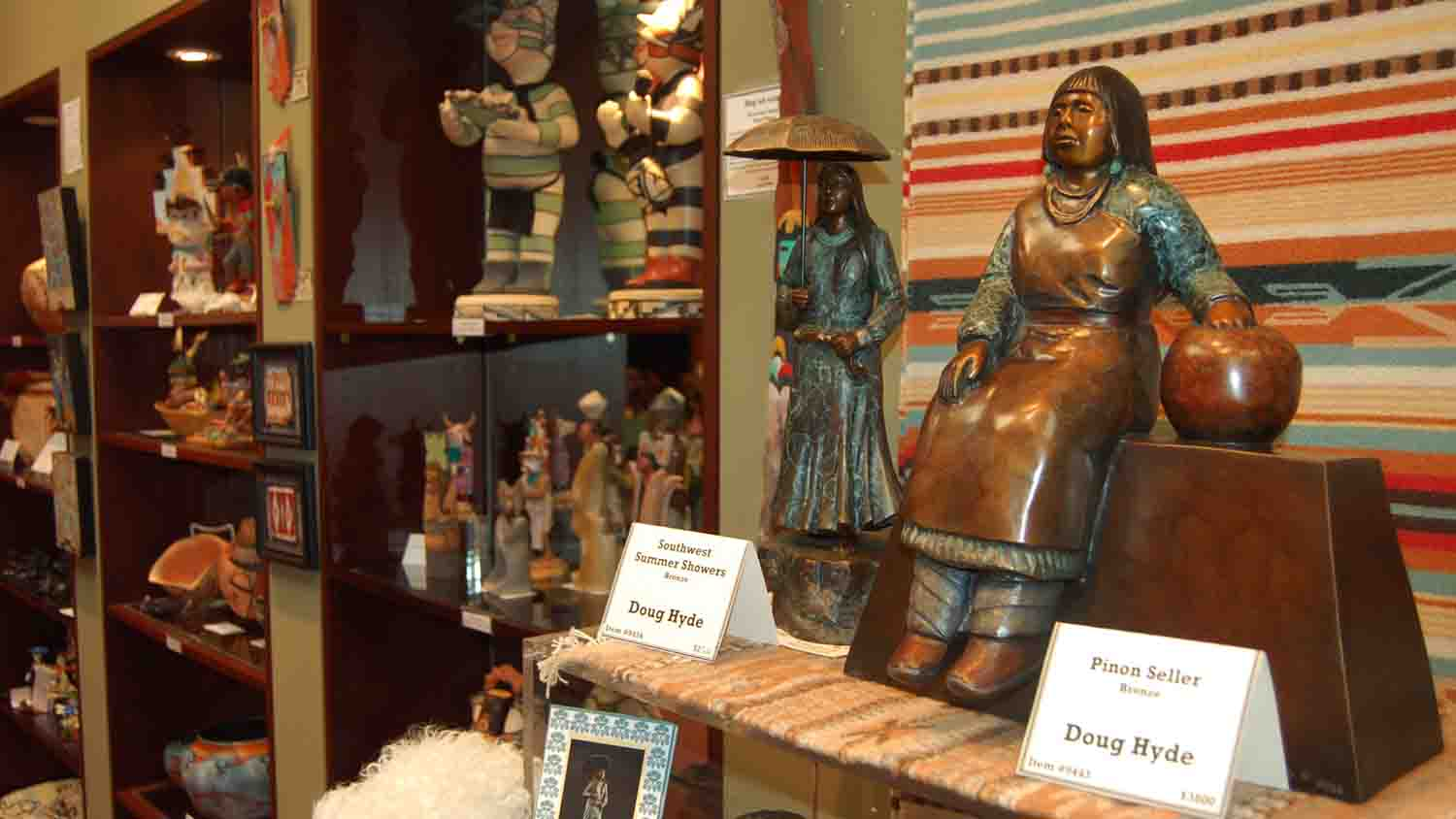 Frank and Katrina Basile Museum Store at the Eiteljorg Museum of American Indians and Western Art 1