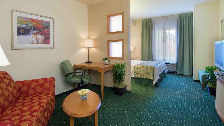 Fairfield Inn & Suites by Marriott Northwest 2
