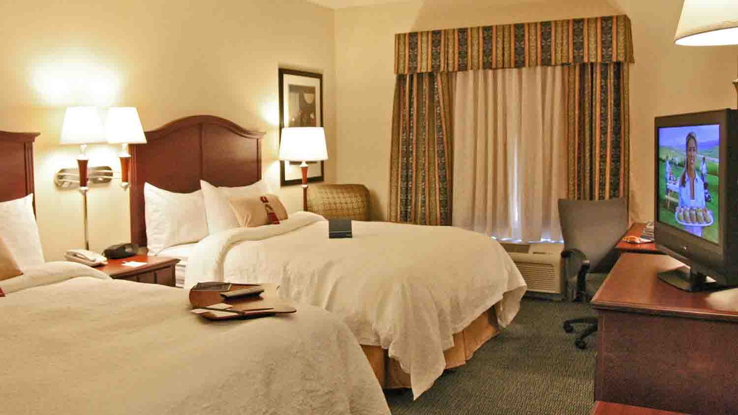 Hampton Inn & Suites Indianapolis Airport 5