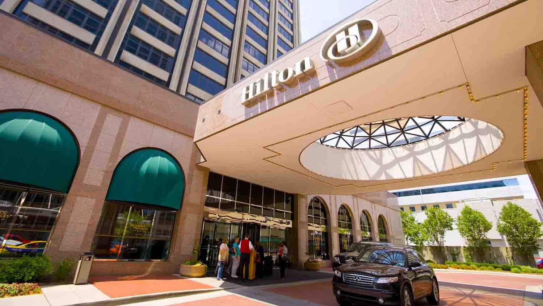 Hilton indianapolis 2