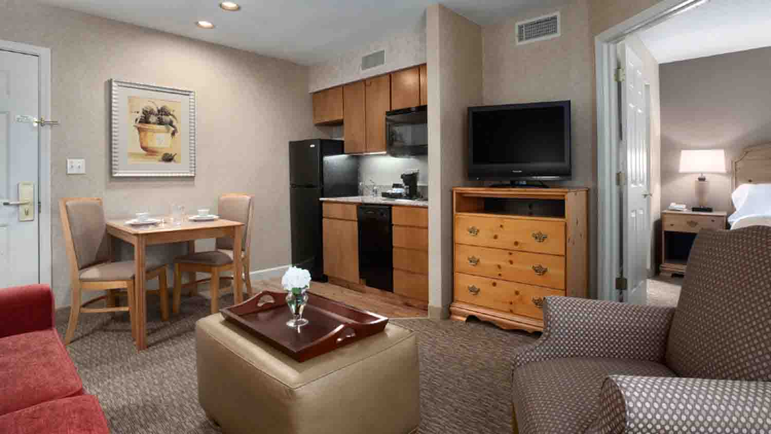 Homewood suites at the crossing 7