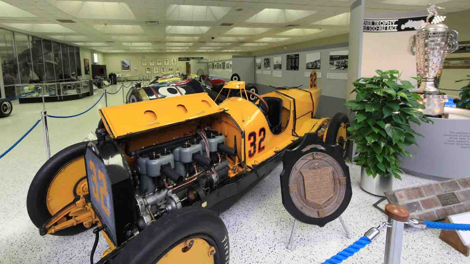 Indianapolis Motor Speedway Hall of Fame Museum 1