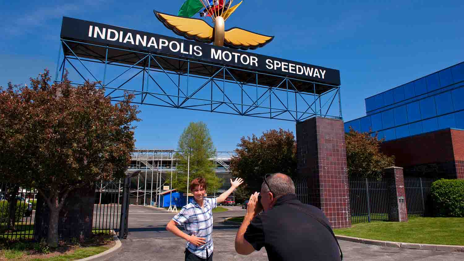 Indianapolis Motor Speedway Hall of Fame Museum 5