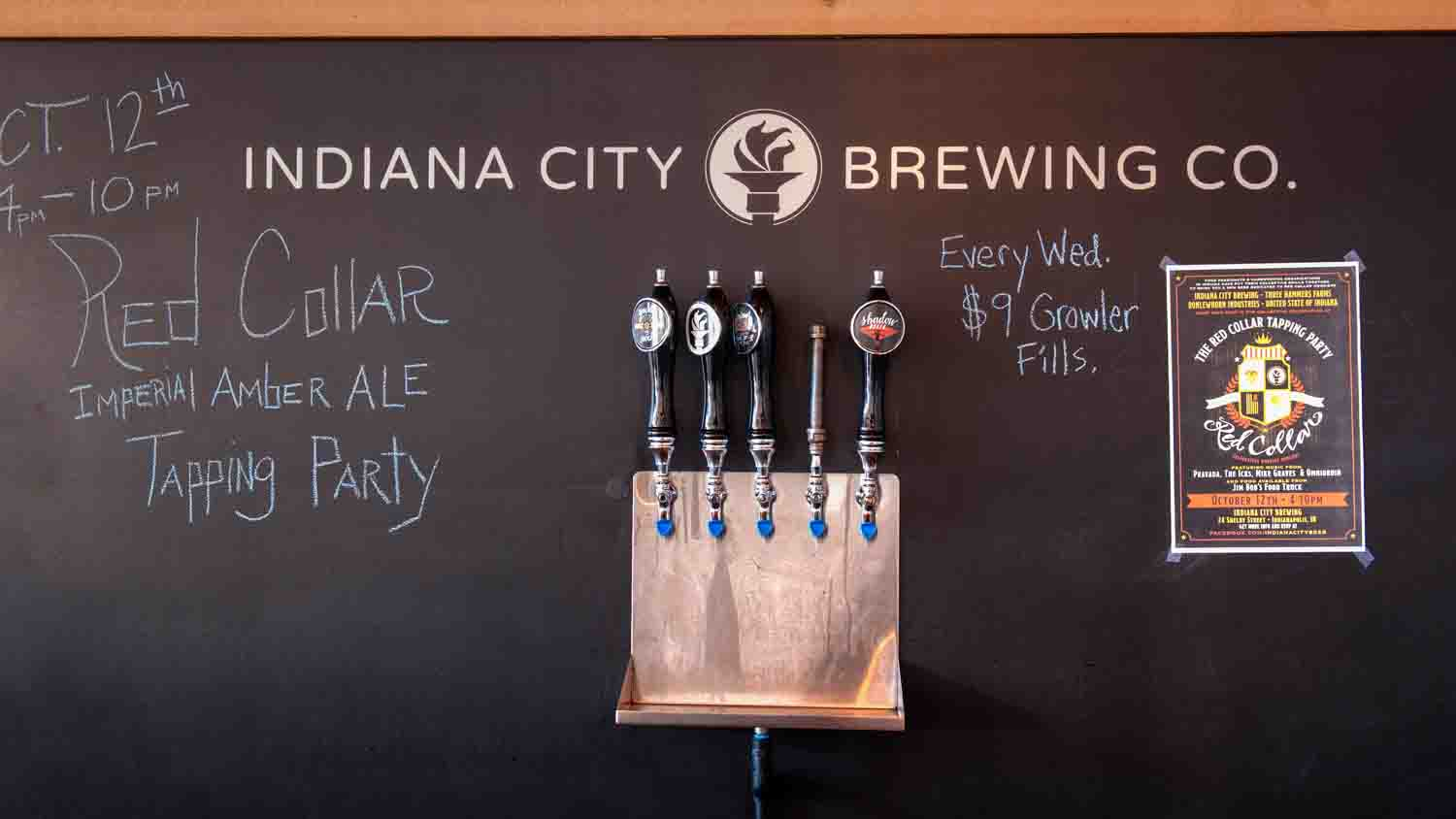 Indiana city brewing 2