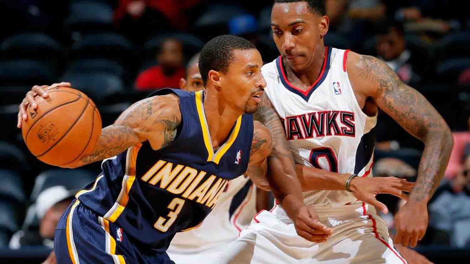 Indiana pacers 3