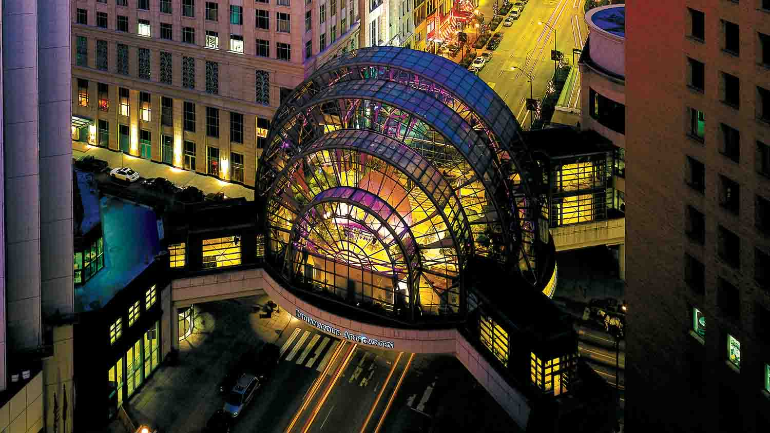 Indianapolis Artsgarden/Visitor Center 3