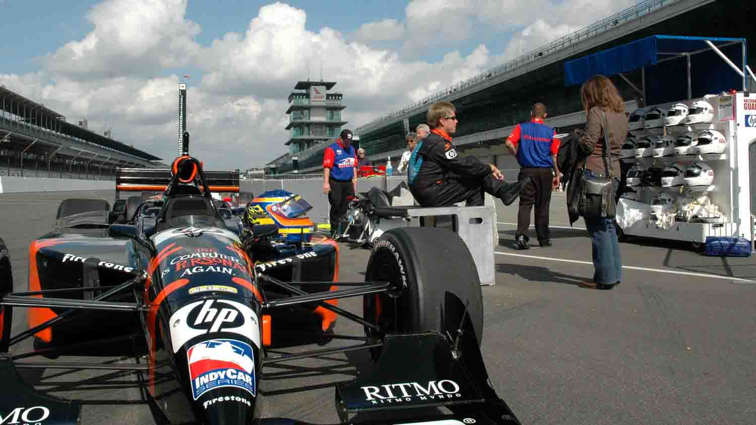 Indy racing experience 3