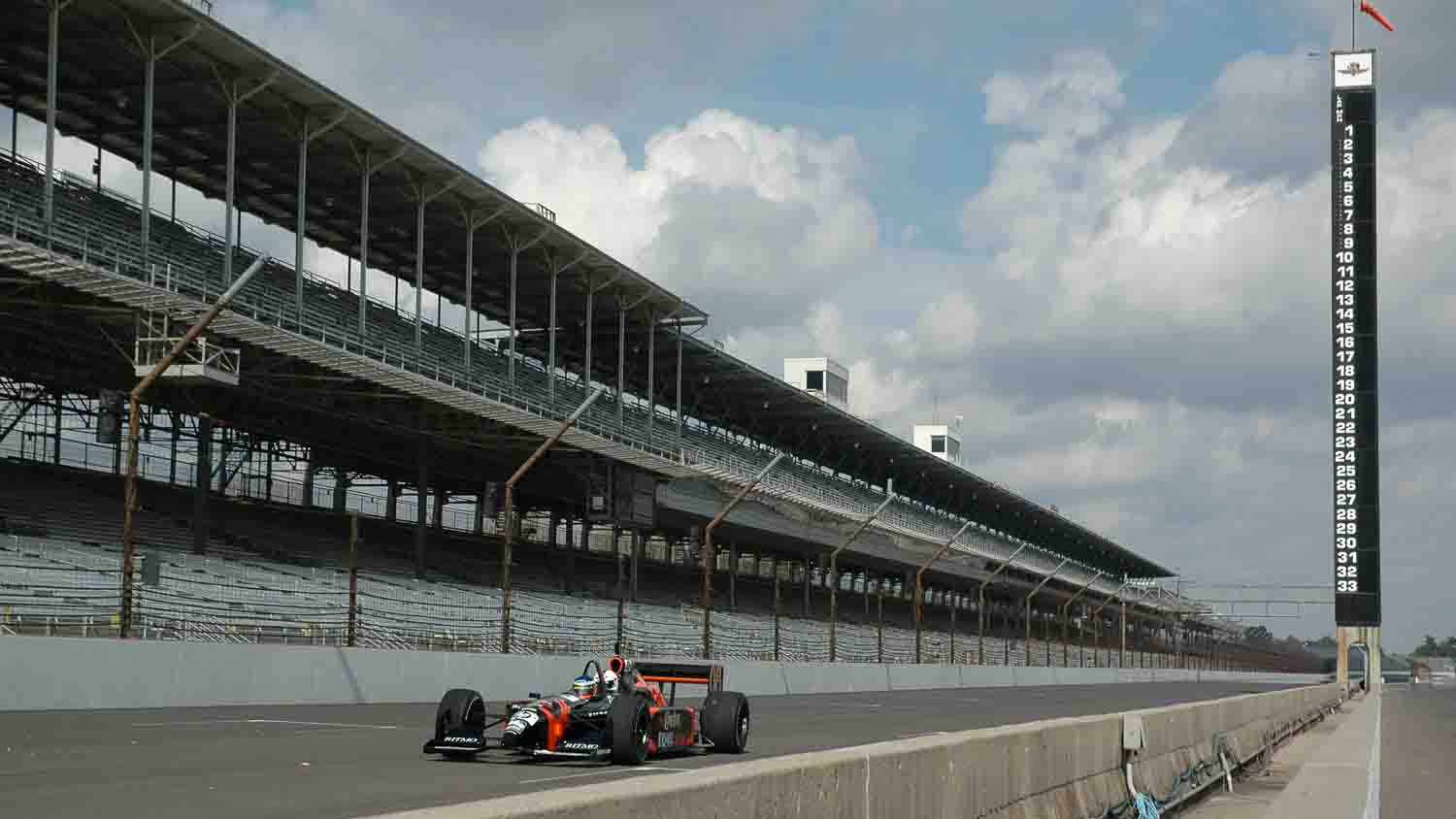 Indy racing experience 4