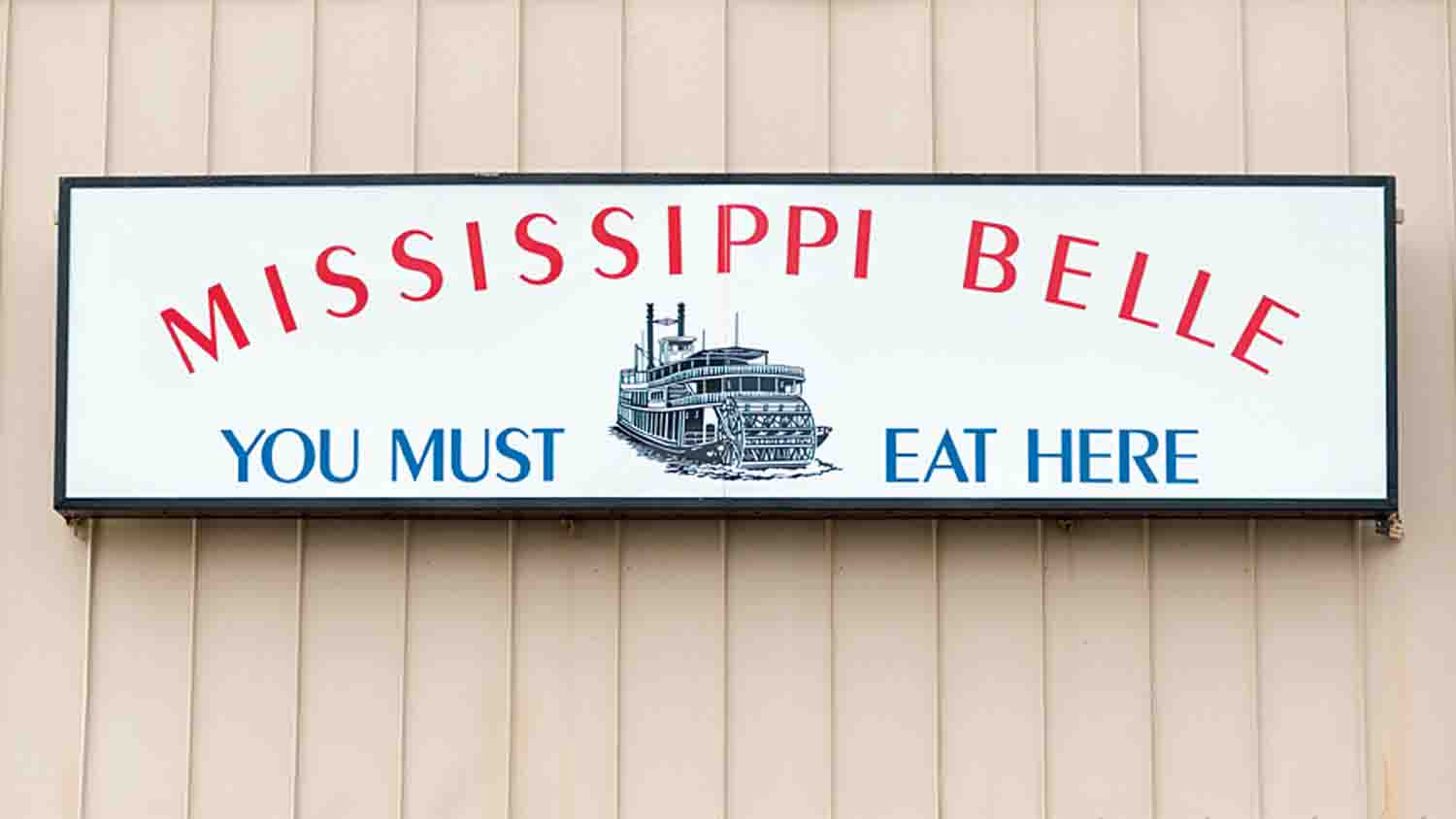 Mississippi belle 1