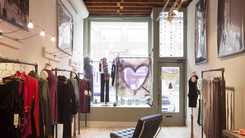 Sage boutique 1