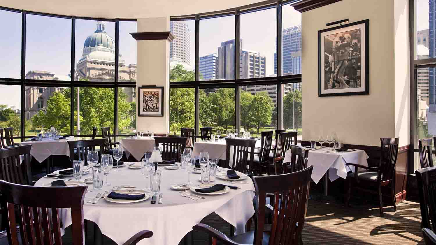 Shula's Steak House at The Westin Indianapolis 2
