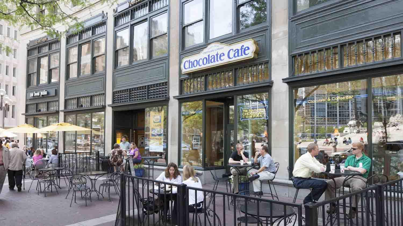 The South Bend Chocolate Company/Chocolate Cafe 1