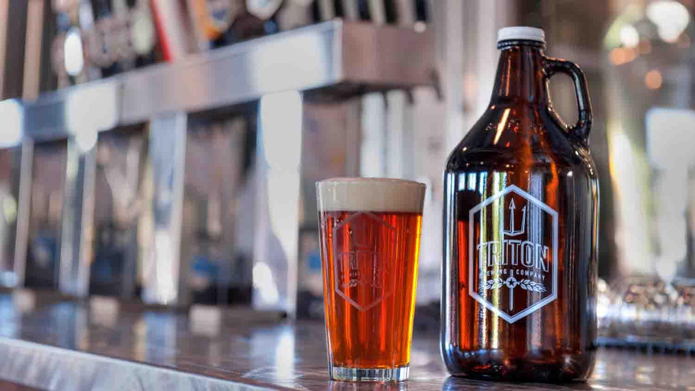 Triton brewery 1
