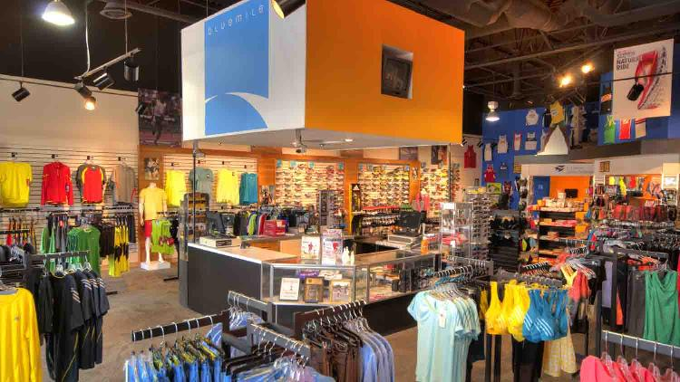 Bluemile Running Store